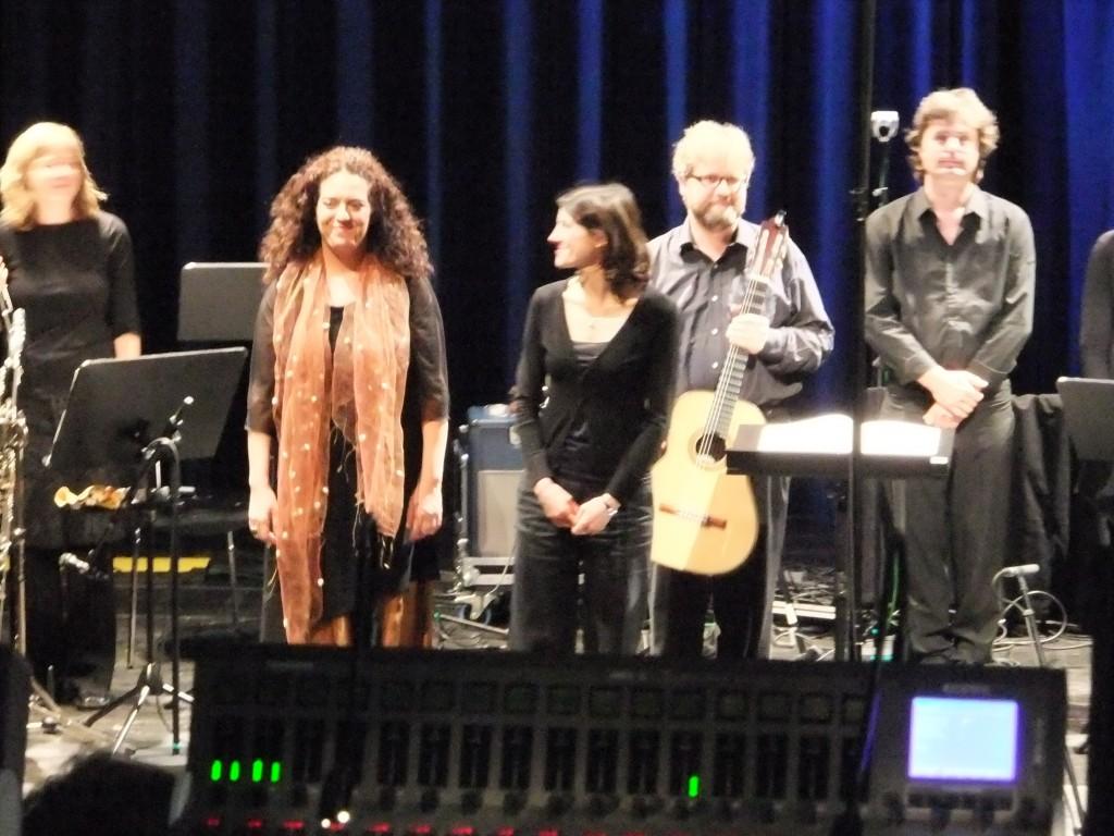 Concert in Würzburg (DE) | Ensemble Experimental, Noa Frenkel (Alto)