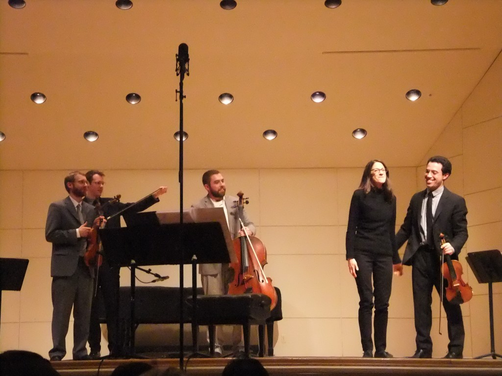 Jack Quartet - Paine Hall, Cambridge (MA)