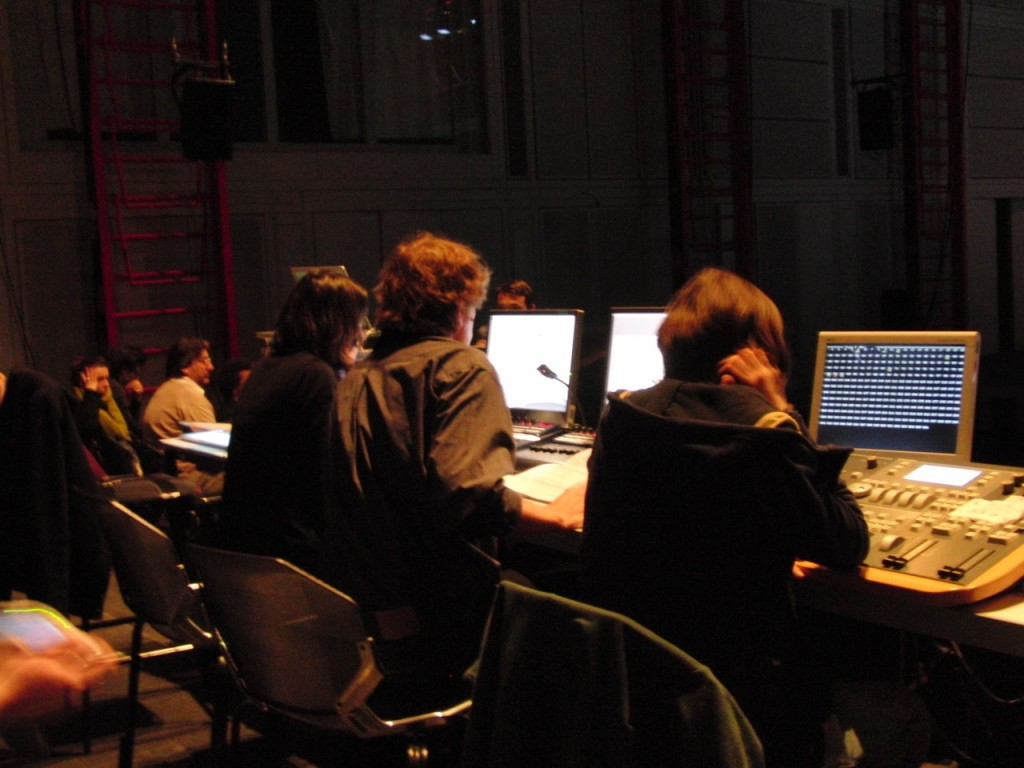 IRCAM - Espace de Projection | Final concert