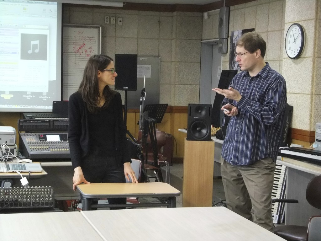 Hanyang University (Seoul) - Department of Music | With R.Dudas