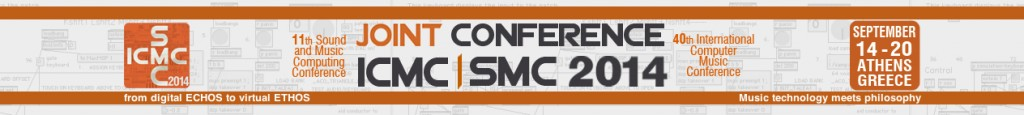 Joint Conference ICMC | SMC 2014