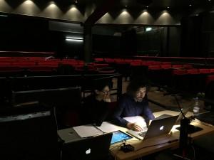 IRCAM - Contrechamps Concert | C.Laurenzi - M.Gentilucci
