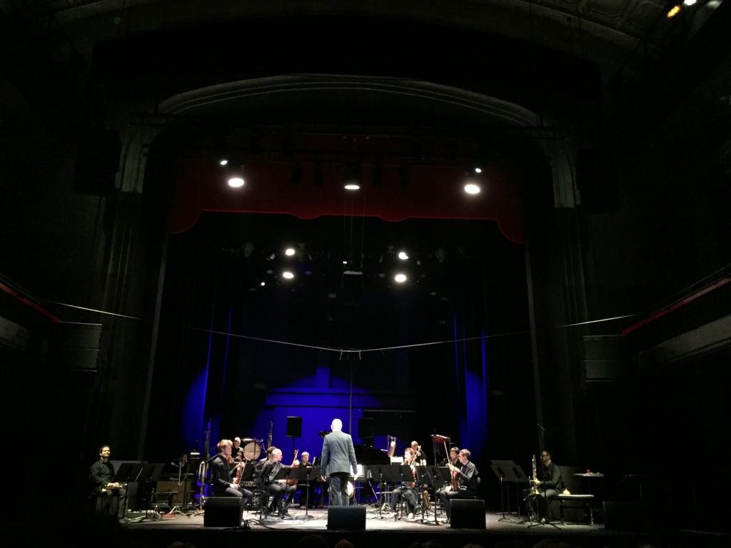 Ensemble Contrechamps - Salle L'Alhambra, Genève