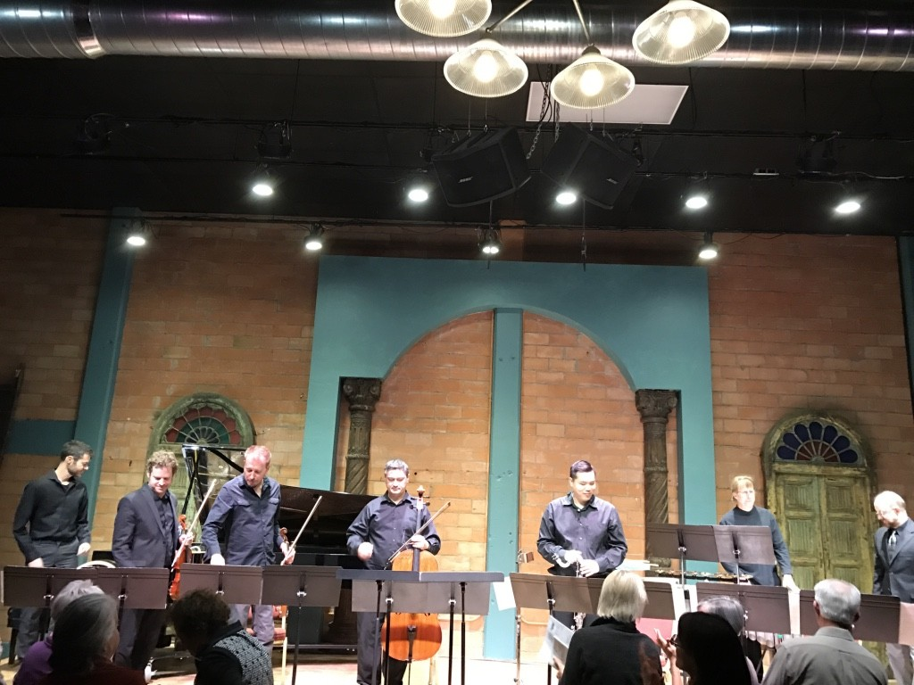 The Chatter Concert: The Ensemble