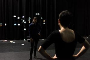 Rehearsal (©C.Isaert)