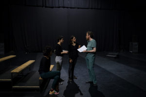 Rehearsal (© V.Brugère)